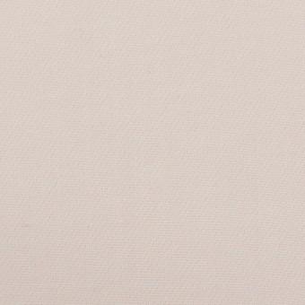 コットン&ポリアミド混×無地(オイスター)×二重織ストレッチ_イタリア製 サムネイル1