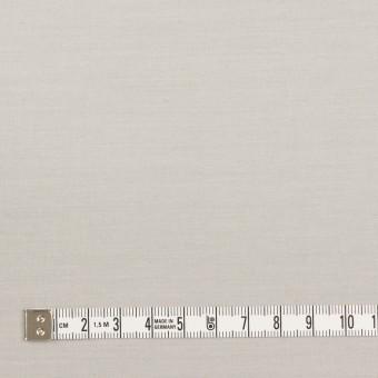 コットン×無地(ライトグレー)×二重織_イタリア製 サムネイル4
