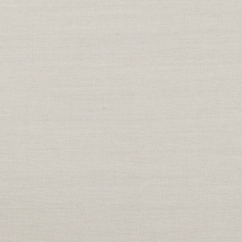 コットン×無地(ライトグレー)×二重織_イタリア製 サムネイル1