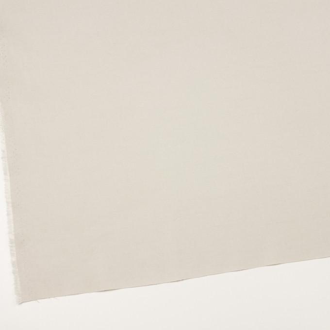 リネン×無地(グリーンミスト)×サージ_イタリア製 イメージ2