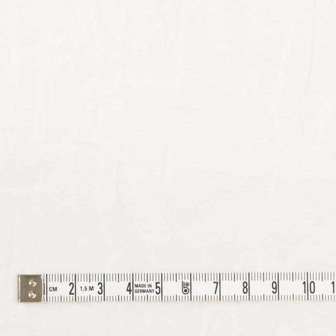 コットン&ナイロン×ボーダー(オフホワイト)×ボイルワッシャー_全2色 イメージ4