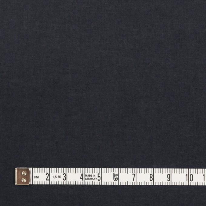 コットン×無地(ダークネイビー)×ボイル_全2色 イメージ4