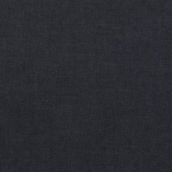 コットン×無地(ダークネイビー)×ボイル_全2色