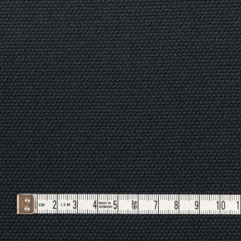 ポリエステル×無地(アッシュネイビー)×斜子織 サムネイル4