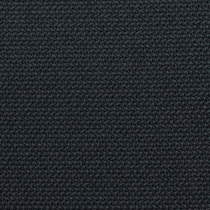 ポリエステル×無地(アッシュネイビー)×斜子織 イメージ1