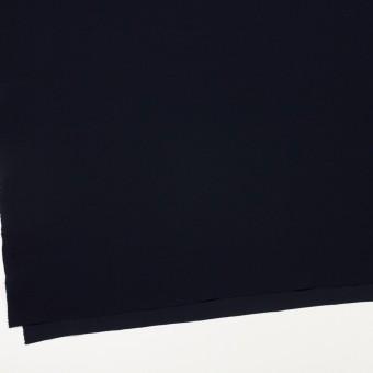 ポリエステル×無地(ダークネイビー)×二重織 サムネイル2