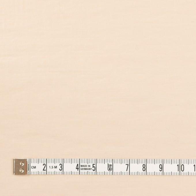 コットン&ナイロン×無地(キナリ)×オーガンジー・ワッシャー イメージ4
