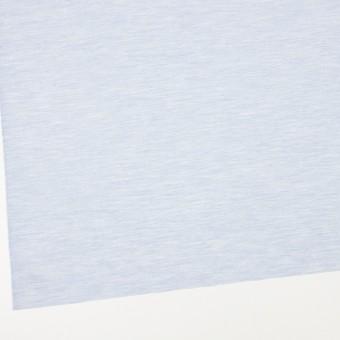 コットン×無地(ペールブルー)×シャンブレー_全3色 サムネイル2