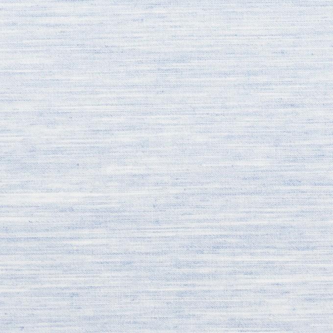 コットン×無地(ペールブルー)×シャンブレー_全3色 イメージ1