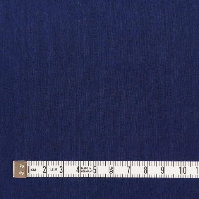 コットン&レーヨン×無地(ネイビー)×シャンブレー イメージ4