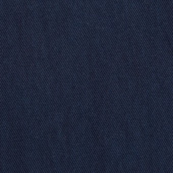 コットン×無地(ダークネイビー)×チノクロス・ワッシャー サムネイル1