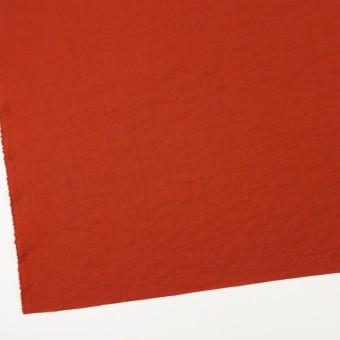 レーヨン&ナイロン混×無地(ケチャップ)×オーガンジー・ワッシャー サムネイル2