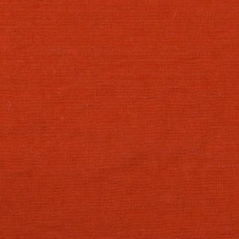 レーヨン&ナイロン混×無地(ケチャップ)×オーガンジー・ワッシャー