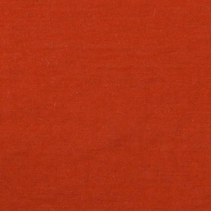 レーヨン&ナイロン混×無地(ケチャップ)×オーガンジー・ワッシャー イメージ1