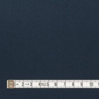 コットン×無地(アッシュネイビー)×二重織_イタリア製 サムネイル4