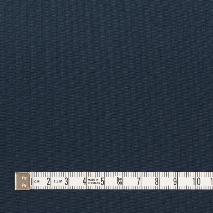 コットン×無地(アッシュネイビー)×二重織_イタリア製 イメージ4