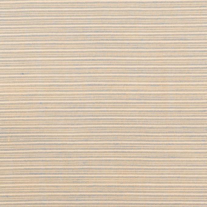 コットン×ボーダー(ベージュ&サックス)×ボイル イメージ1