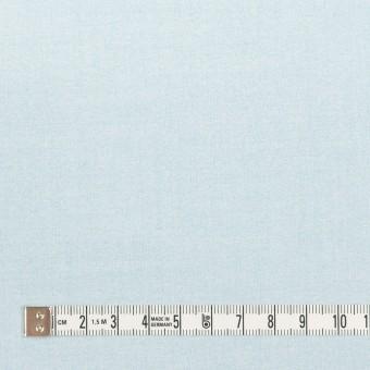 コットン×無地(ペールブルー)×ローン_イタリア製 サムネイル4