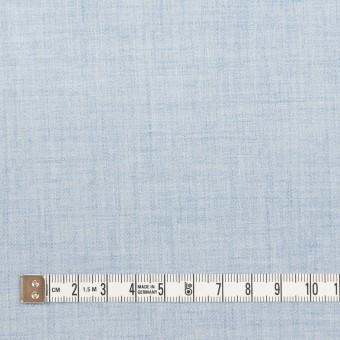 コットン×無地(グレイッシュブルー)×ビエラ_イタリア製 サムネイル4