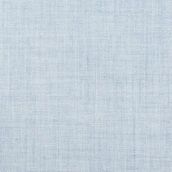 コットン×無地(グレイッシュブルー)×ビエラ_イタリア製 サムネイル1