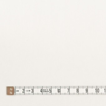 コットン&ポリアミド×無地(オフホワイト)×サージワッシャー_イタリア製 サムネイル4