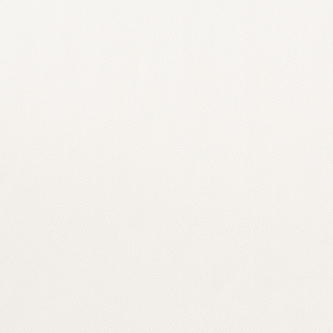 コットン&ポリアミド×無地(オフホワイト)×サージワッシャー_イタリア製 イメージ1