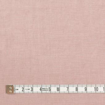 リネン&コットン×無地(グレイッシュピンク)×シーチング_全36色 サムネイル4