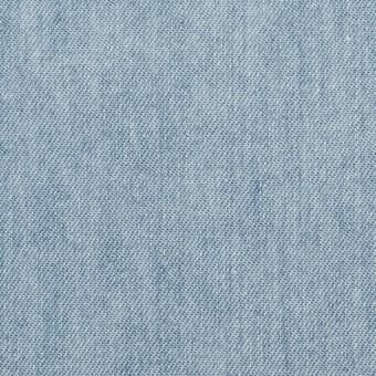コットン×無地(サックスブルー)×セルビッチ・デニム(5.5oz) サムネイル1