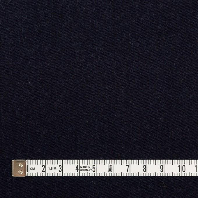 コットン&ポリウレタン×無地(インディゴ)×デニムストレッチ(11.5oz) イメージ4