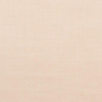 コットン×無地(ベージュ)×シャンブレー・ローン_全7色