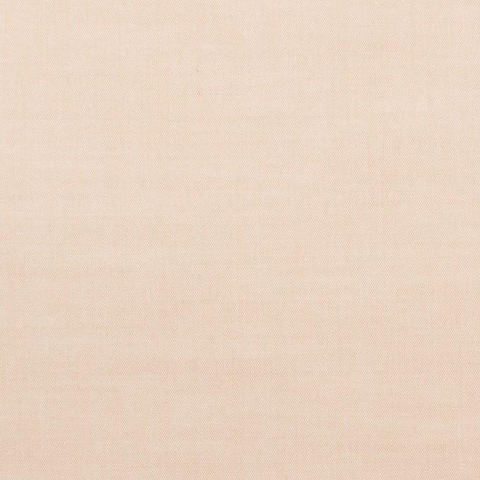 コットン×無地(ベージュ)×シャンブレー・ローン_全7色 イメージ1