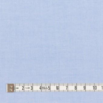 コットン×無地(ブルー)×シャンブレー・ローン_全7色 サムネイル4