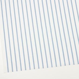 ナイロン&コットン×ストライプ(サックス)×ブロード_全3色 サムネイル2