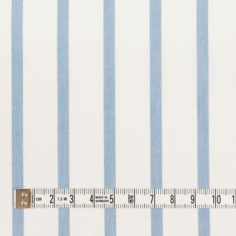 ナイロン&コットン×ストライプ(サックス)×ブロード_全3色 サムネイル4