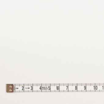 コットン×無地(ホワイト)×ギャバジン_全2色_イタリア製 サムネイル4