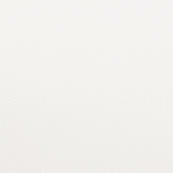 コットン×無地(ホワイト)×ギャバジン_全2色_イタリア製
