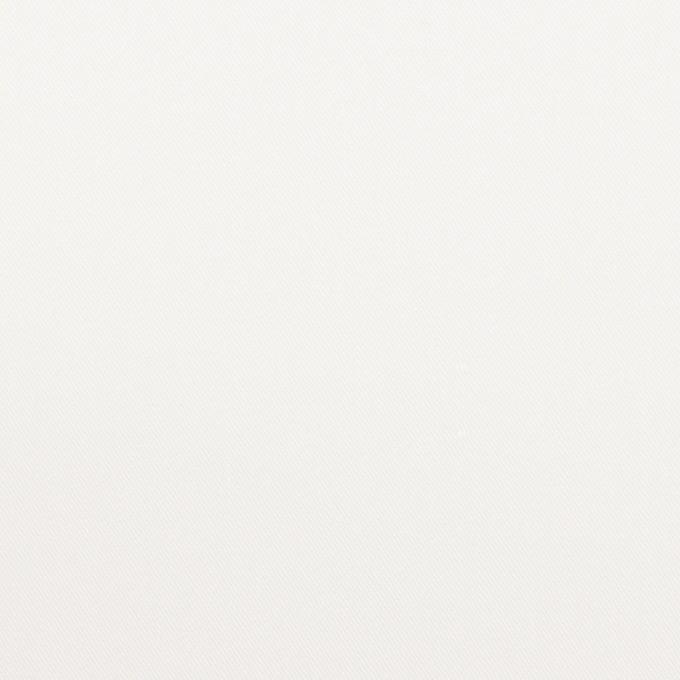 コットン×無地(ホワイト)×ギャバジン_全2色_イタリア製 イメージ1