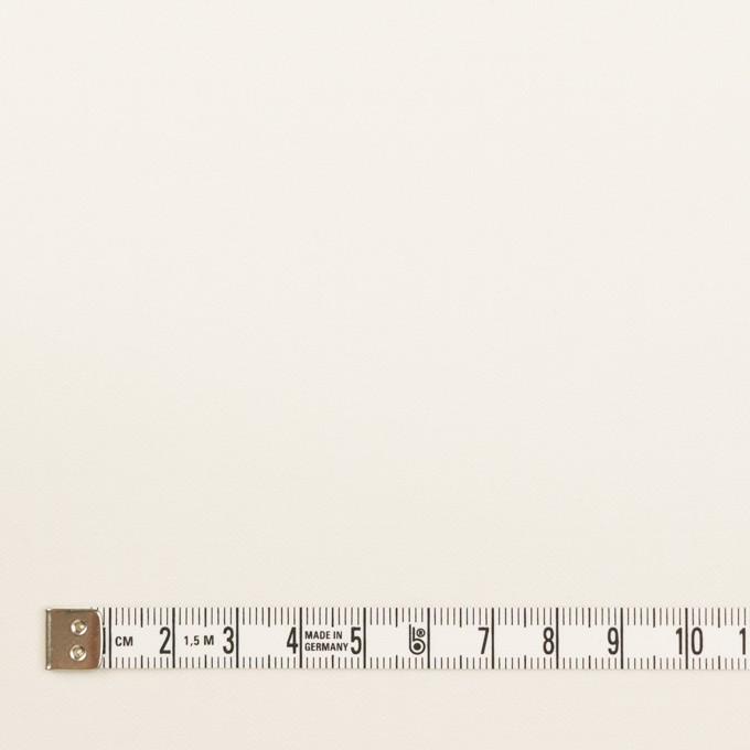 コットン&ウール混×無地(ミルキーホワイト)×サージストレッチ_全3色_イタリア製 イメージ4