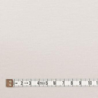 コットン&モダール×無地(パールグレー)×スムースニット_全2色 サムネイル4