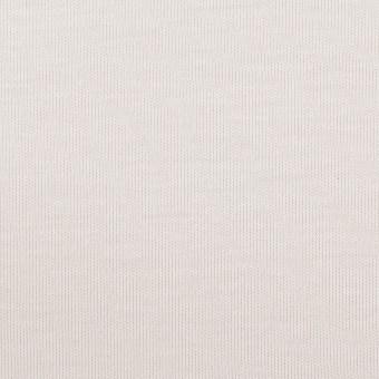 コットン&モダール×無地(パールグレー)×スムースニット_全2色