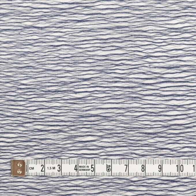 コットン×ウェーブ(アッシュネイビー)×ボイルジャガード イメージ4