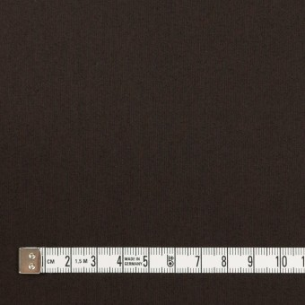 コットン×無地(ビターチョコレート)×ローンワッシャー_全4色 サムネイル4