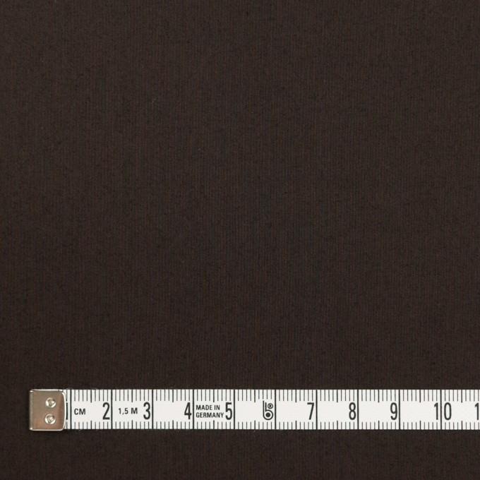 コットン×無地(ビターチョコレート)×ローンワッシャー_全4色 イメージ4