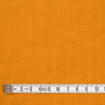 リネン×無地(マンダリンオレンジ)×薄キャンバス_全25色 サムネイル4