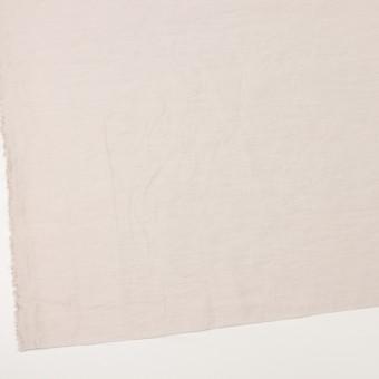 ナイロン&リネン混×無地(パール)×オーガンジーワッシャー_全2色 サムネイル2