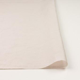 ナイロン&リネン混×無地(パール)×オーガンジーワッシャー_全2色 サムネイル3
