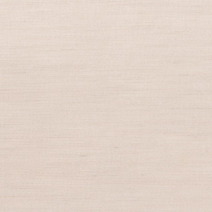ナイロン&リネン混×無地(パール)×オーガンジーワッシャー_全2色 イメージ1