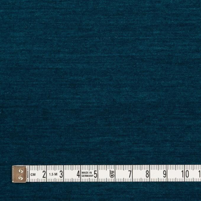 コットン×無地(バルビゾンブルー)×天竺ニット_全2色 イメージ4