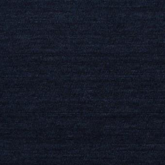 コットン×無地(ネイビー)×天竺ニット_全2色 サムネイル1