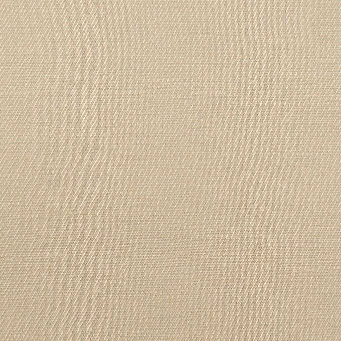 リネン&レーヨン×無地(カーキベージュ)×サージ_全5色 イメージ1